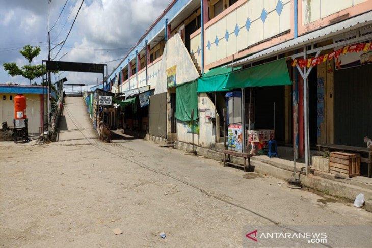 Pasar di Samarinda tutup pasca-Instruksi Gubernur Kaltim