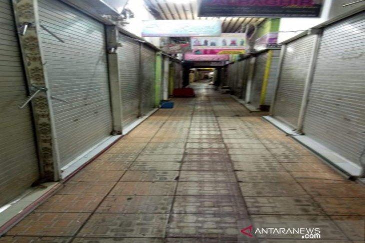 Pasar Pagi Samarinda Tutup