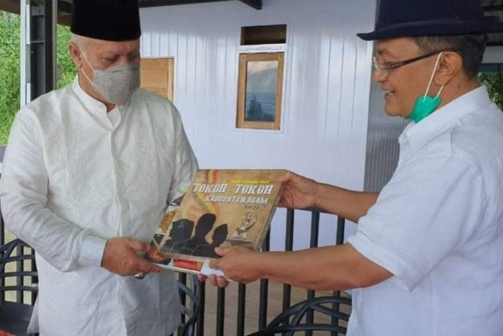 Shabela ajak Bupati Agam nikmati wisata Danau Lut Tawar