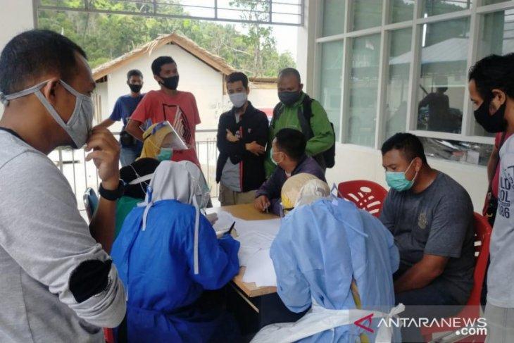 Jajaran BKPSDM Kayong Utara dinyatakan negatif COVID-19