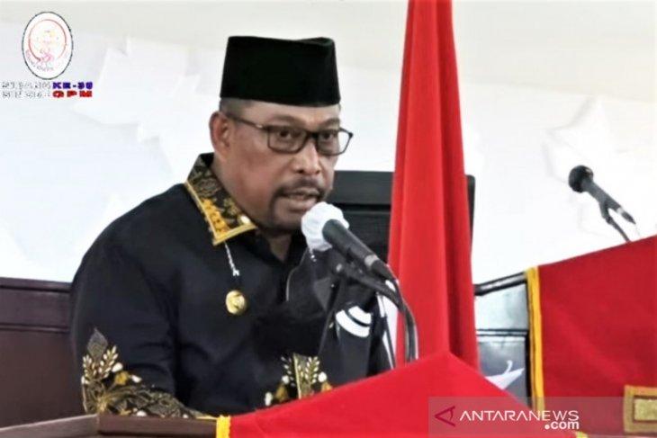 Gubernur saya tidak pernah janji bangun infrastruktur di Kabupaten SBT
