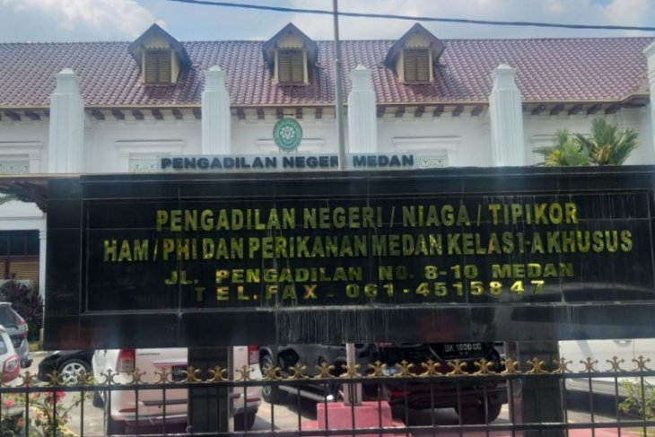Senin, PN Medan gelar sidang kasus suap DAK Pemkab Labura