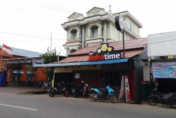 Boba minuman yang lagi viral dan tren di Pontianak