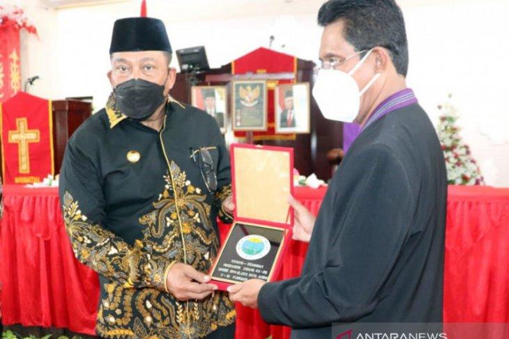Gubernur apresiasi pelayanan GPM hingga daerah tertinggal