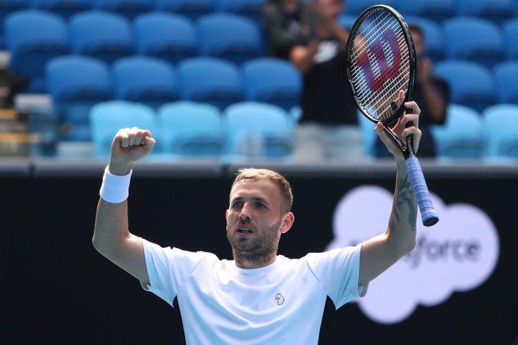 Dan Evan raih gelar ATP perdana