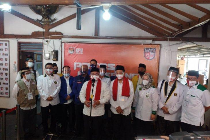 Pilkada Depok upaya sejahterakan warga dengan program unggulan Idris-Imam