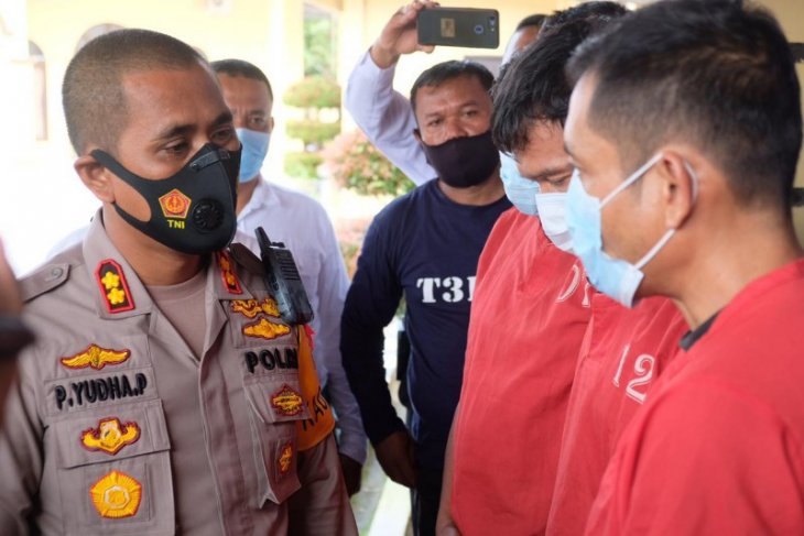 Polisi ringkus tiga dari lima pelaku penculikan anak di Sumut