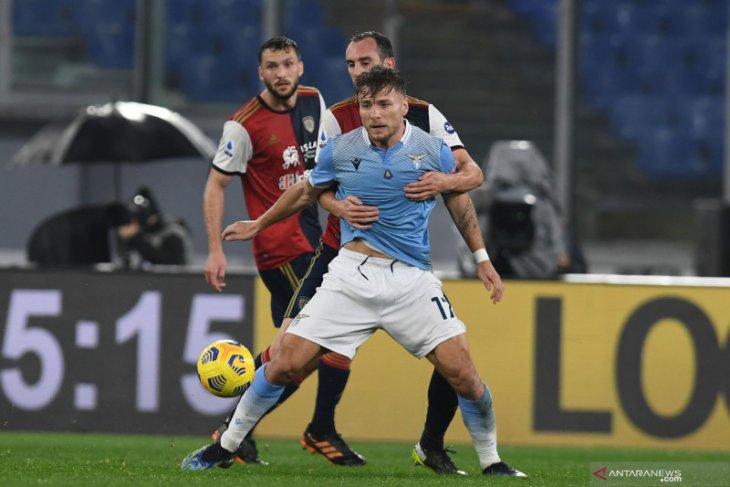 Jadwal Liga Italia: Lazio berpotensi hambat misi Inter mengejar Milan