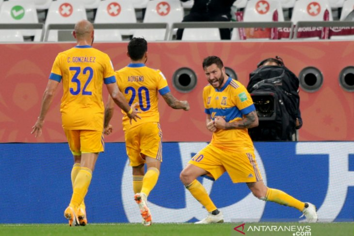 Atasi Palmeiras, Tigres ke final Piala Dunia Klub