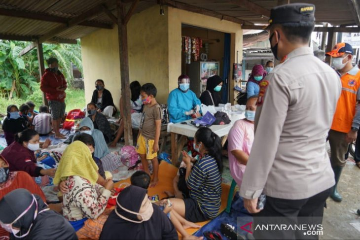 Bekasi flood: 100 hotel rooms reserved for asymptomatic COVID patients