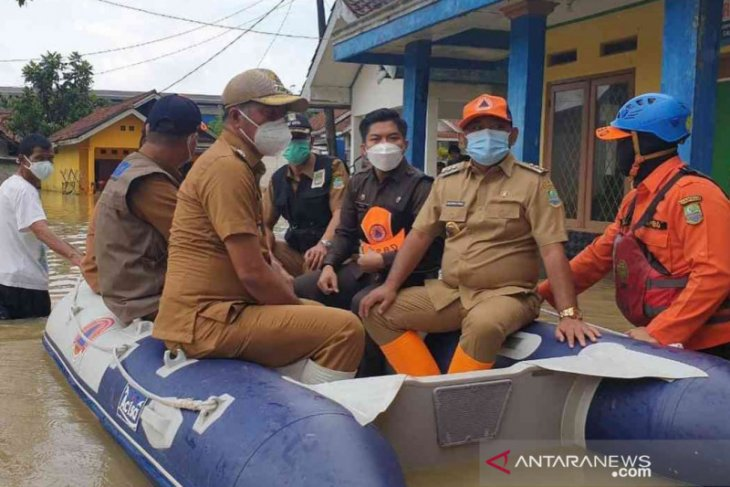 Pemkab Bekasi nyatakan siap hadapi banjir