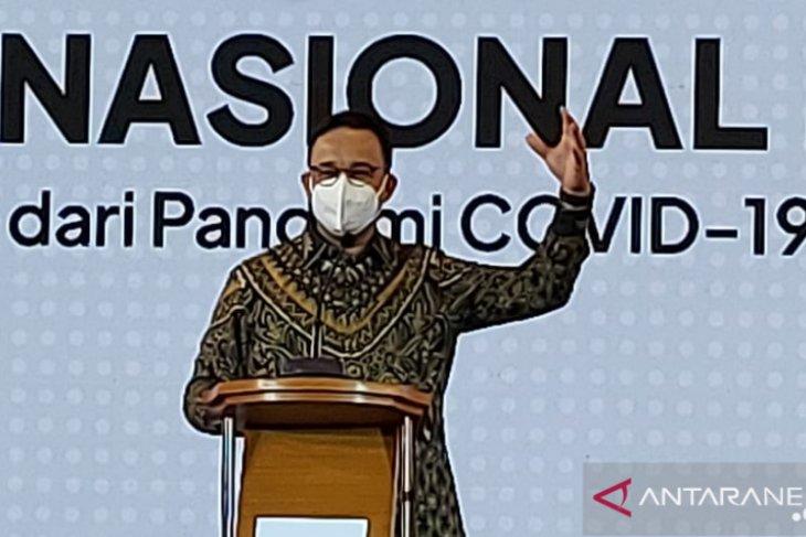 Anies hargai pers terus bekerja saat pandemi