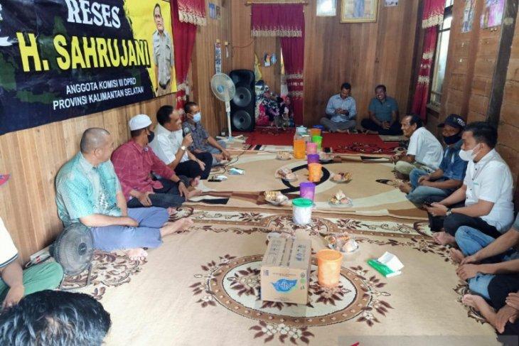 Masyarakat minta normalisasi Sungai Tabalong - Balangan dan Sungai Nagara