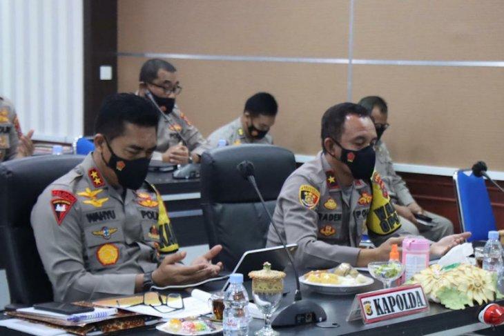 Kapolda Aceh ikuti arahan Kapolri terkait pembatasan kegiatan masyarakat