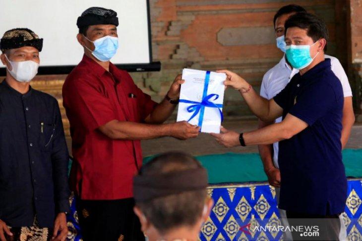 Desa Wisata Bakas - Klungkung dikembangkan jadi