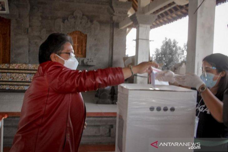 Bupati Badung inginkan kepala desa terpilih sinergikan program