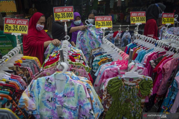 Indonesia's consumer confidence index increased to 93.4 in March: BI
