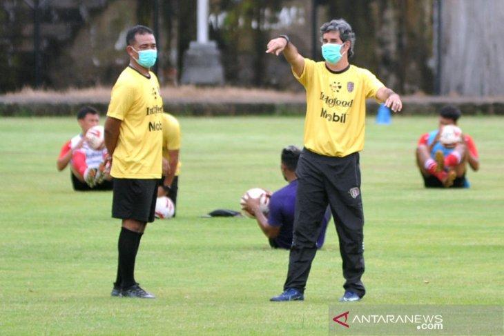 Bali United tidak rombak barisan pertahanan