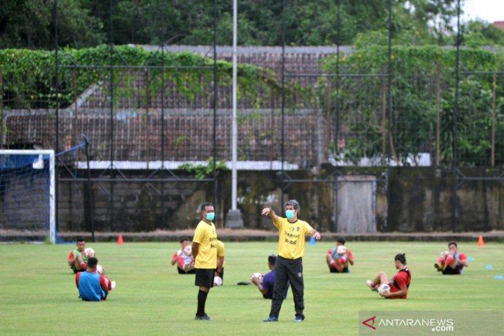 Bali United mulai latihan perdana