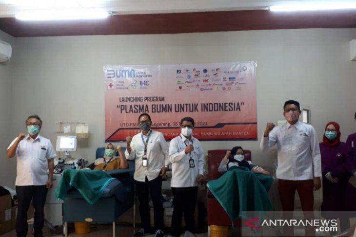 PT AP II ajak karyawan BUMN penyintas COVID-19 donor plasma konvalesen