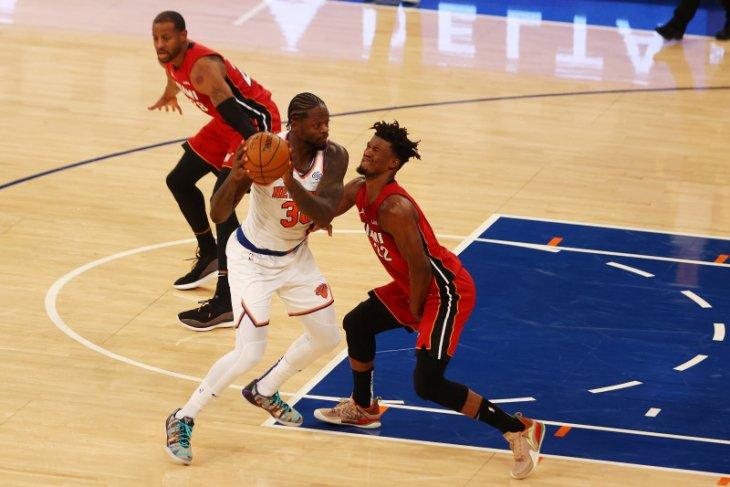 Jimmy Butler antar kemenangan Heat atas Knicks