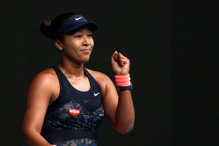 Osaka atasi petenis Rusia di babak pertama Australian Open