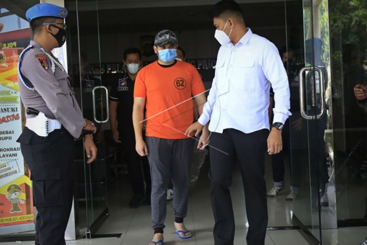 Ridho Rhoma kembali terjerat kasus narkoba