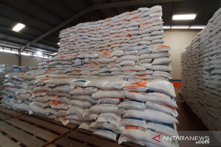 Lampaui target, Bulog Jambi serap 18 ribu ton beras petani pada 2020