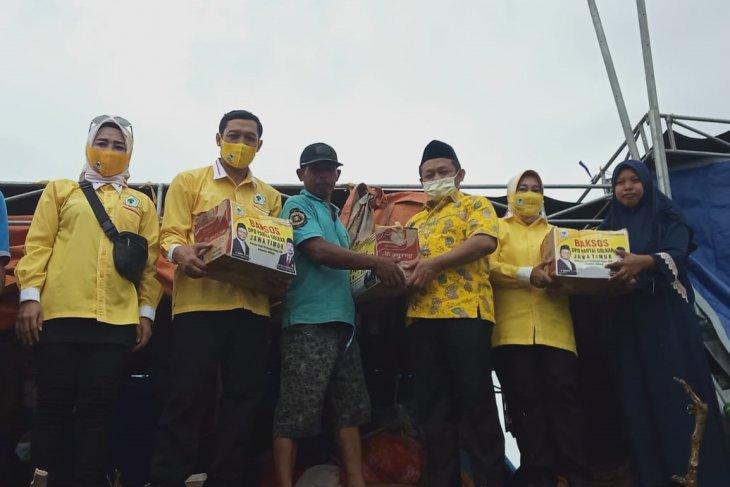 Golkar Jatim instruksikan kader cari solusi penanganan banjir di Jombang