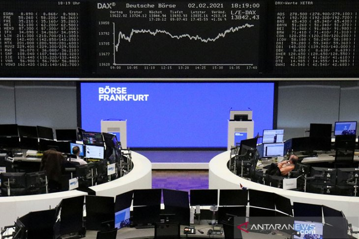 Saham Jerman menguat, indeks DAX 30 terkerek 0,19 persen