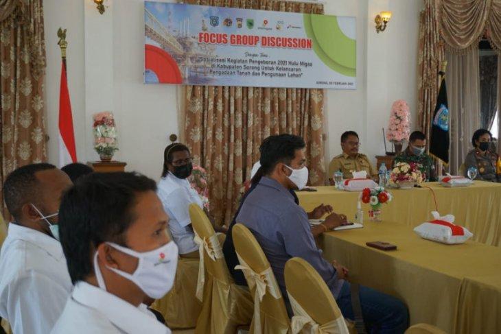 SKK Migas dorong kelancaran pengeboran tujuh sumur migas di Kabupaten Sorong