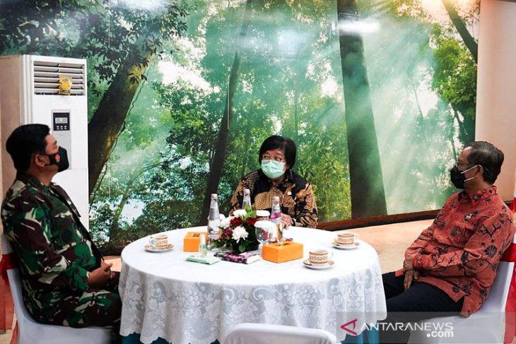 Mahfud MD minta waspadai kebakaran hutan dan lahan di musim kemarau