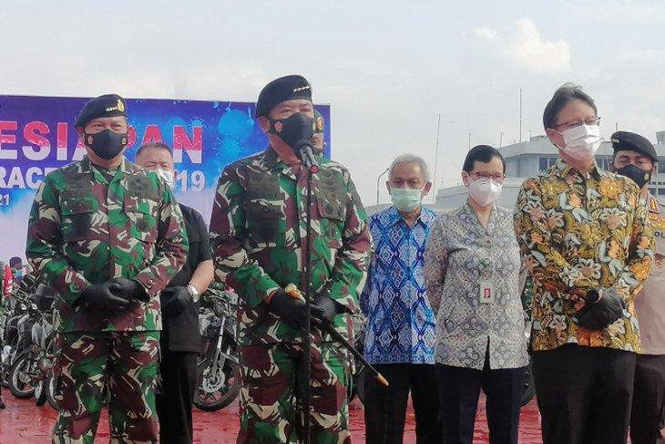TNI kerahkan 29.736 personel lakukan