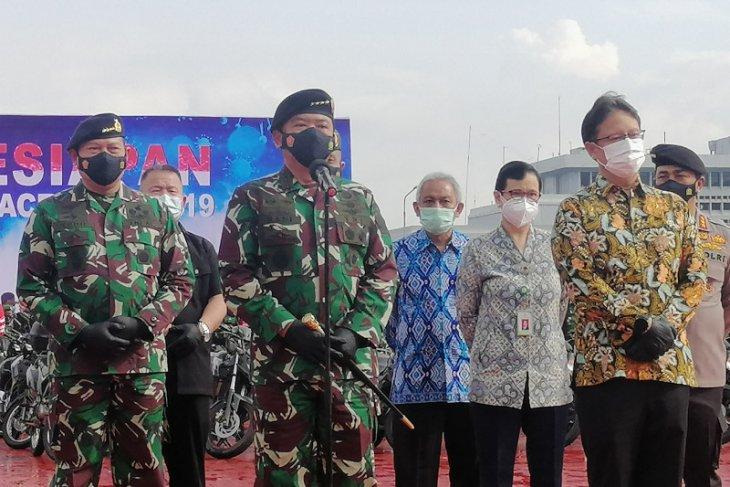 Panglima TNI: Babinsa adalah agen pendeteksi COVID-19