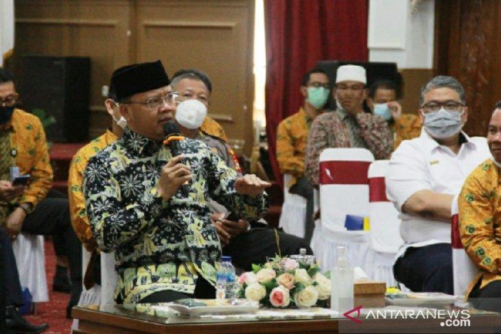 Gubernur Bengkulu ajak insan pers ikuti vaksinasi COVID-19