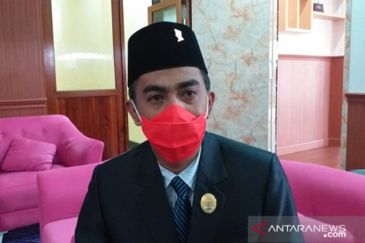 DPRD Belitung bentuk tiga pansus bahas LKPJ Bupati Tahun 2020