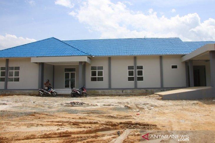 Rumah Sakit Pratama Sepaku Kabupaten Penajam segera dioperasikan