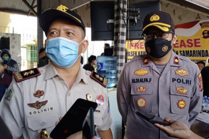 KP3 Samarinda ungkap pemalsuan surat keterangan tes cepat antigen
