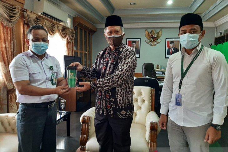 LLDIKTI XI dan Baznas kolaborasi bangun Langgar Norhidayah Banua Alat