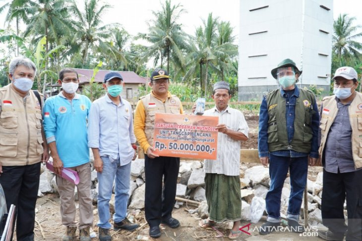 ULM's comprehensive study to prevent floodings re-occur in S Kalimantan