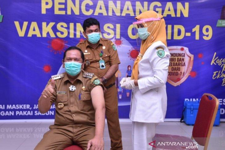 Kesembuhan COVID-19 di Kota Padangsidimpuan mencapai 95 persen