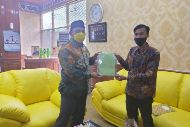 Dewan Kabupaten Serang restui Kongres Nasional Anak Desa 2021 di Serang