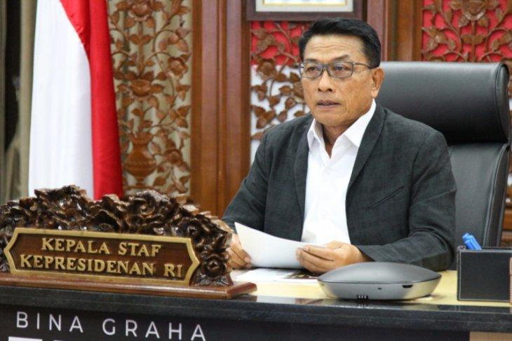 Moeldoko: Masyarakat tak akan ditangkap bila sampaikan aduan