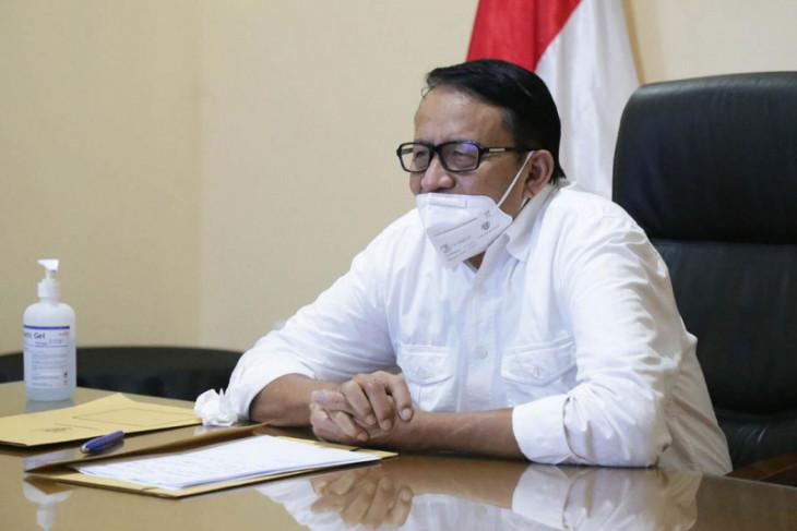 Gubernur Wahidin tekankan penanggulangan COVID 19 berbasis komunitas