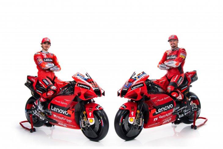 Jelang MotoGP 2021, Ducati luncurkan motor baru