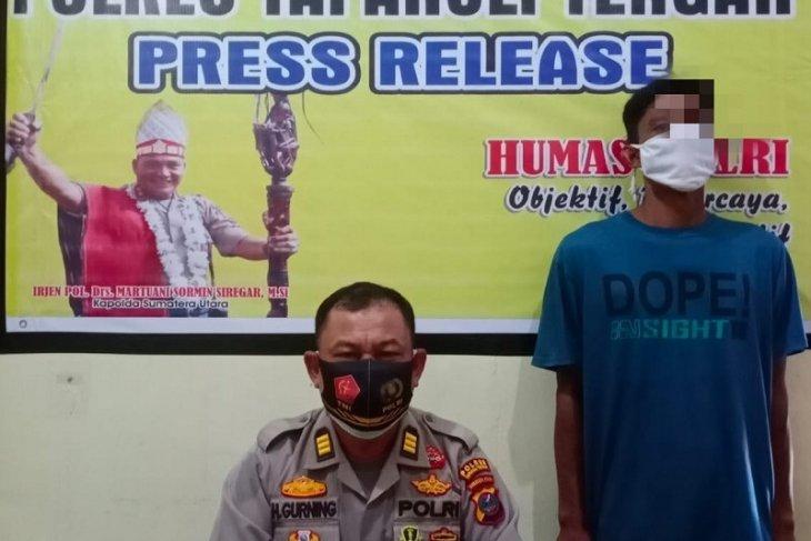Polres Tapteng amankan sabu dari tangan seorang nelayan