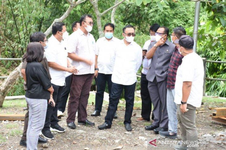 DPRD Denpasar tinjau gangguan produksi air bersih