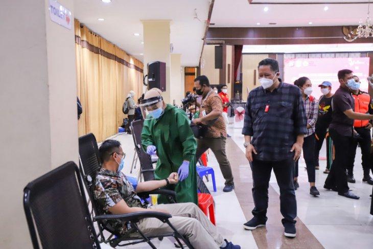 Tekan angka kematian, Pemkot Surabaya masifkan donor plasma konvalesen