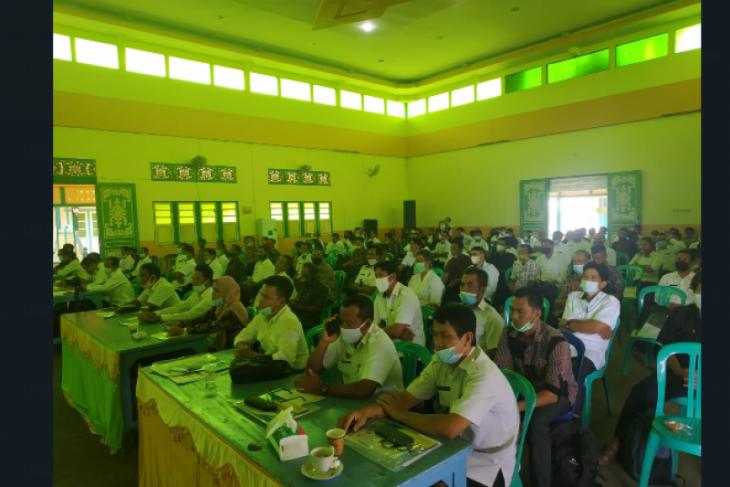 Tahun ini dana desa di Kapuas Hulu sebesar Rp276 miliar