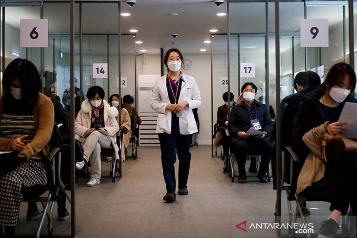 Korea Selatan akan gunakan vaksin Pfizer pada 27 Februari
